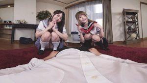 【JK】欲しがり女子●生のおねだりSEX-なつめ愛莉 川村まや1