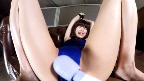【涼宮琴音】泣き叫ぶスク水美少女を拘束凌辱1