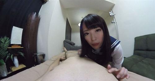 【黒木いくみ】VR SEX ~危険日に孕ませセックス編2