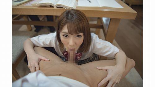 【麻里梨夏】僕の親友と付き合うことになった大好きな女子が無理やり強制胸糞フェラ!!3