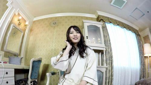 【桜木優希音】おもてなしオナニー1