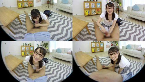 【大島美緒】眼鏡で地味な幼馴染みはなんとも破廉恥な隠れ痴女!!2