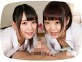 【夏乃ひまわり】W手コキ フェラにパイズリ!手コキで発射!!2