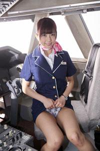 CAれなちゃんのたっぷりご奉仕サービス◆ ~機長◆わたしがいーーっぱい癒してあげますね◆~2