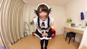 【VR】そこそこ長尺 阿部乃みく まさかの2発!!ボクのことを好き過ぎるご奉仕メイドとのなんともうらやましい日常。2