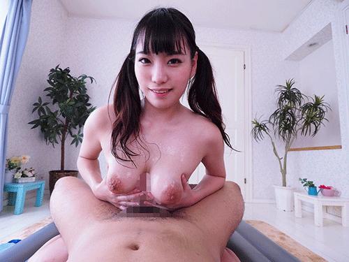 【天野美優】長尺VR 超乳!J○ コスプレ 超高級生中出しソープ2