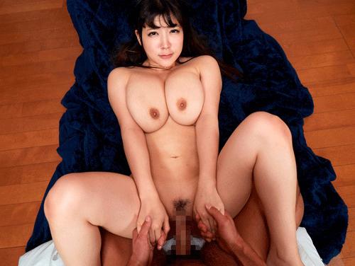 【優月まりな】高密着むっちり巨乳お姉さんの濃厚中出し痴女プレイSEX3